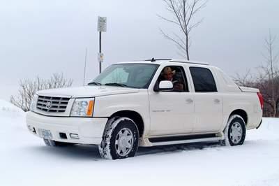 Cadillac Escalade EXT (2006)